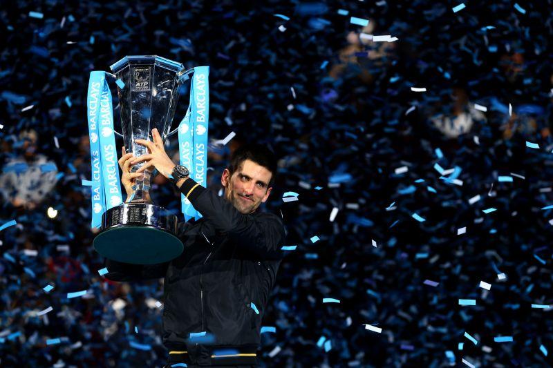 Various tennis organisations have taken to social media to extend birthday wishes for Novak Djokovic
