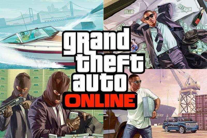 GTA Online. Image: Red Bull