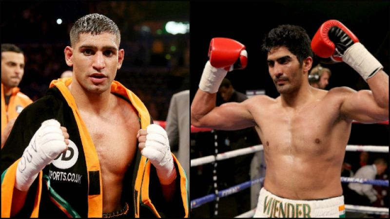 Vijender Singh stated that he is ready to fight Amir Khan post the lockdown