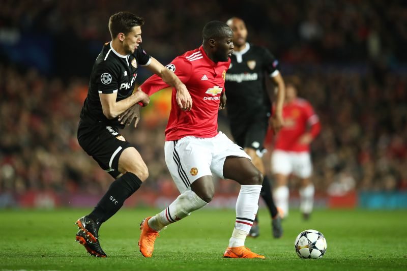 Lenglet put in a stellar display against Manchester United