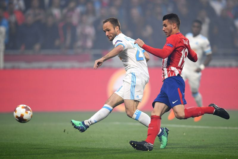 Valere Germain (left) would lead the