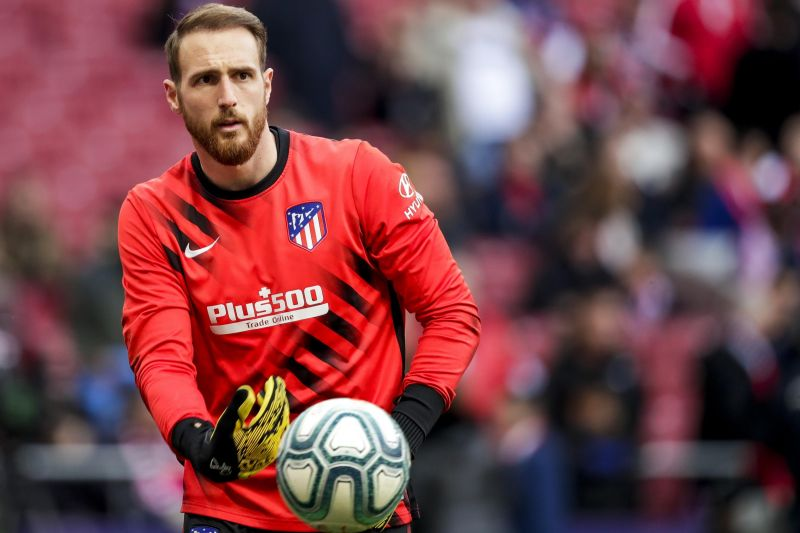 Jan Oblak has been one of the impressive goalkeepers in Europe this season.