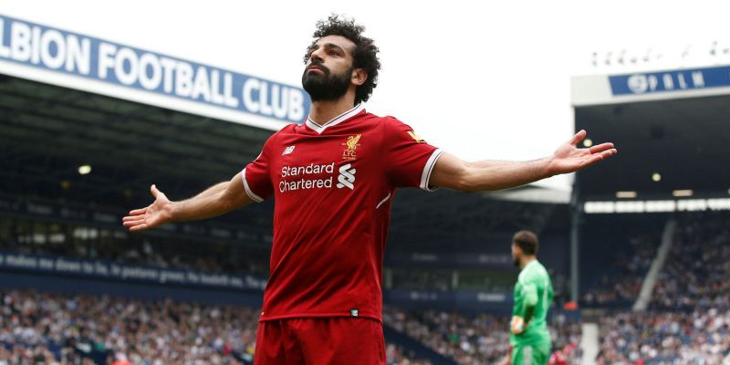 Salah made an epic return to the Premier League in 2017/18