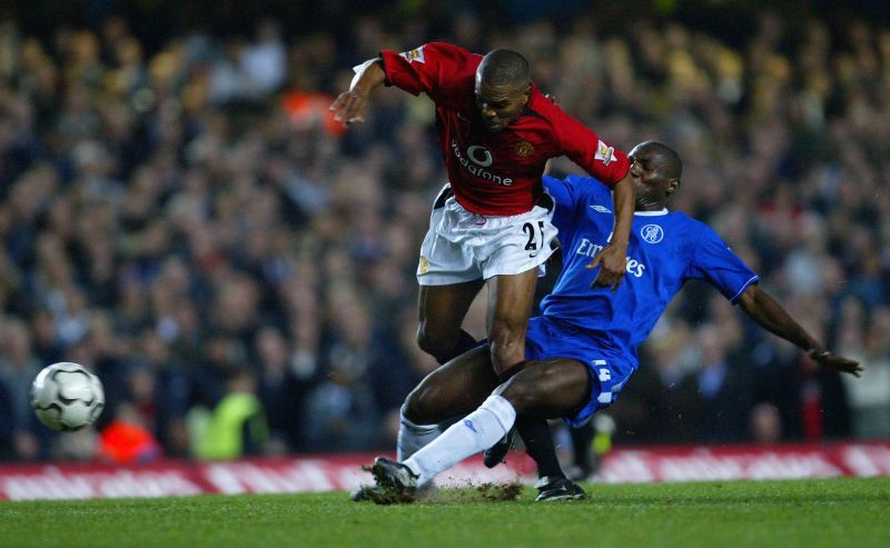 Geremi was a competitive figure in the middle of the park