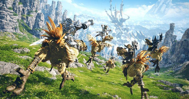 Final Fantasy XIV (Image Credit: Final Fantasy XIV)