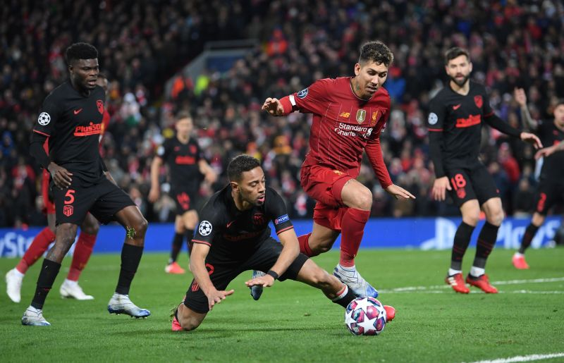 Liverpool endured a difficult defeat at Anfield