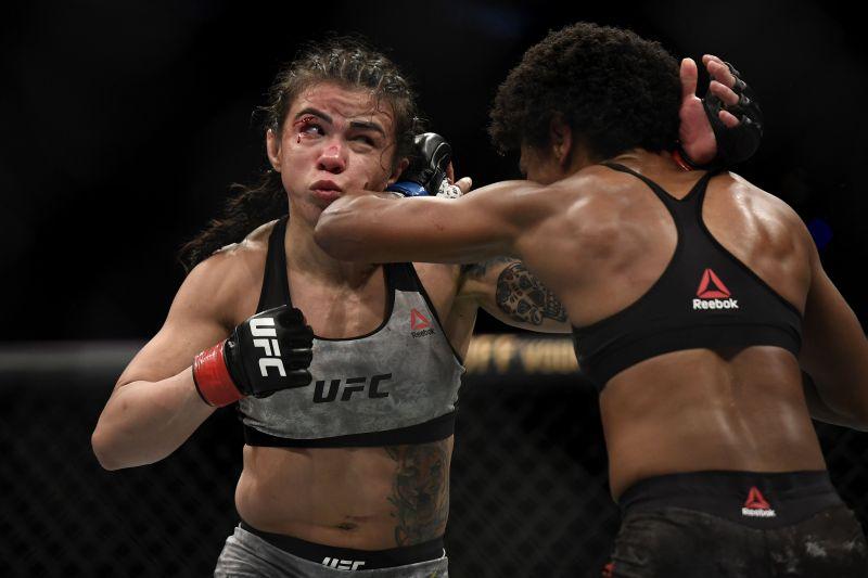 UFC Fight Night: Gadelha v Hill