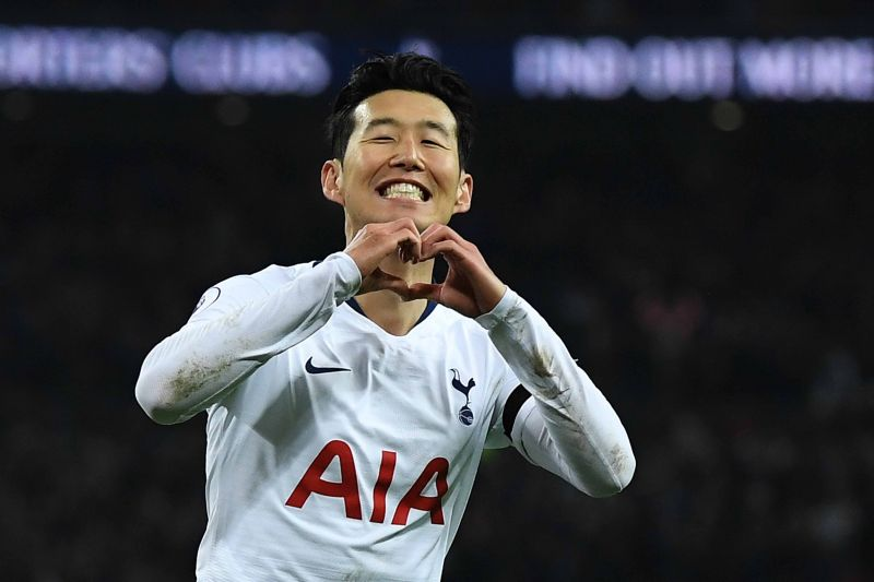 Heung Min Son has established himself as one of the world