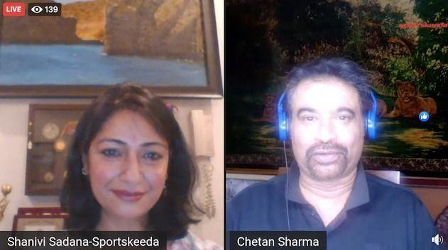 Chetan Sharma believes Virat Kohli comes across as a complete captaincy package