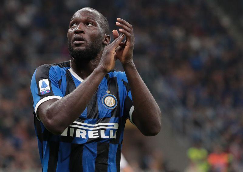 Inter striker Romelu Lukaku has enjoyed a fine first season in Serie A