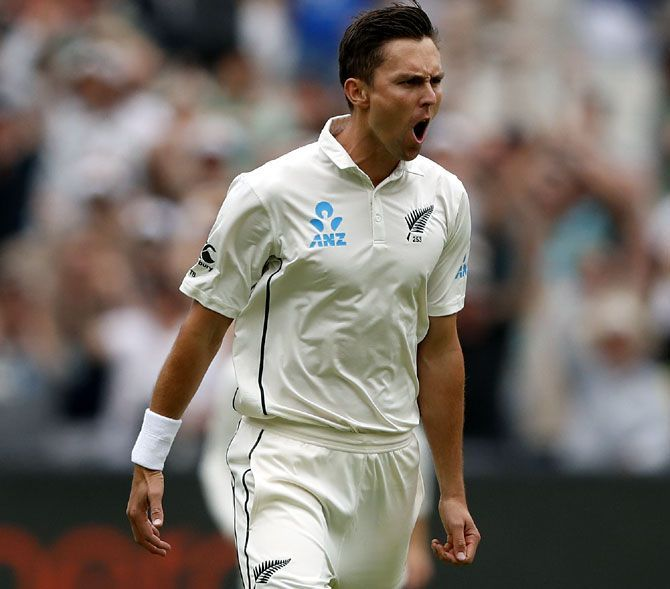 Trent Boult has taken 267 Test wickets since his debut in 2011