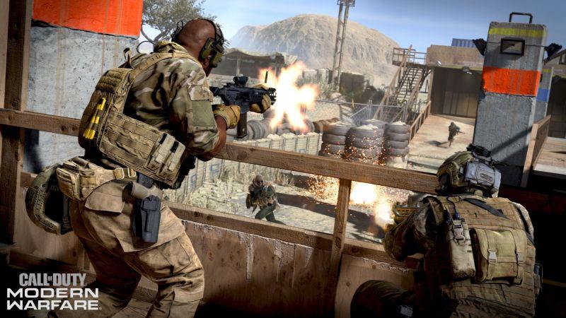 Call of Duty: Modern Warfare (Image Credit: GameSpot)