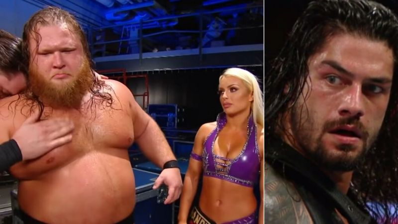 Otis and Mandy/Reigns