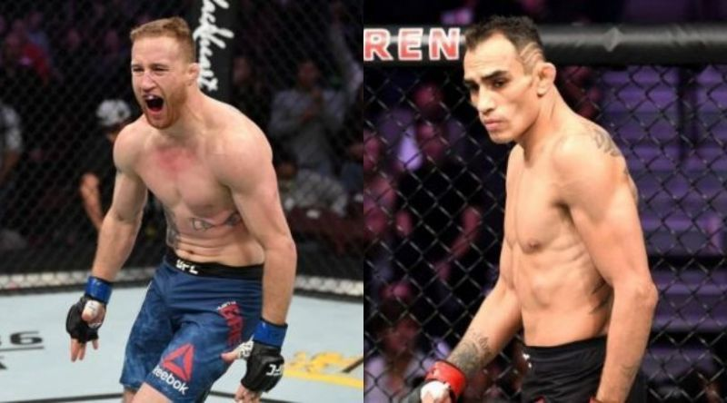 Ferguson and Gaethje square off on May 9 at UFC 249