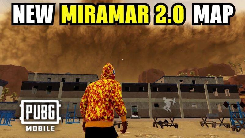 Mad Miramar in PUBG Mobile 0.18.0 Update