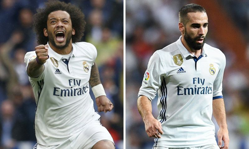 Carvajal-Marcelo laid down the foundation for modern-day Real Madrid success.