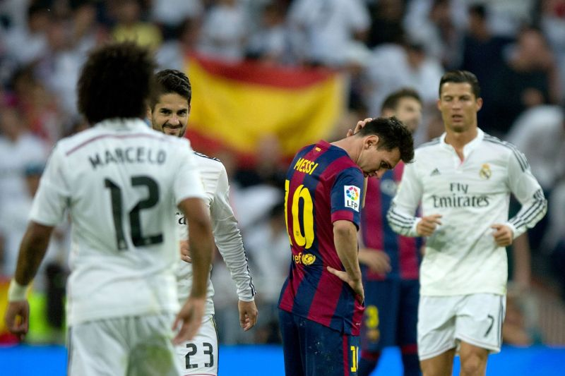 Lionel Messi and Cristiano Ronaldo are just like other men, according to Bennacer