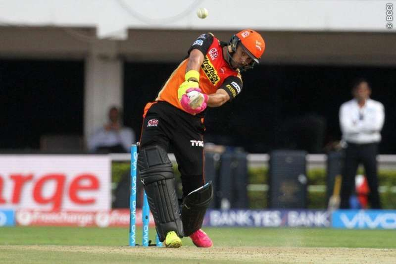 Yuvraj Singh was a bit of a let-down while playing for SRH