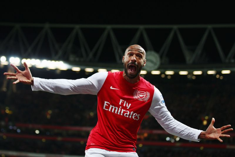 Henry was the leading goal scorer among foreigners until he was recently overtaken by Sergio Aguero