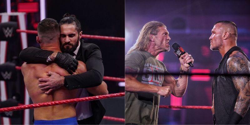 Seth Rollins is WWE