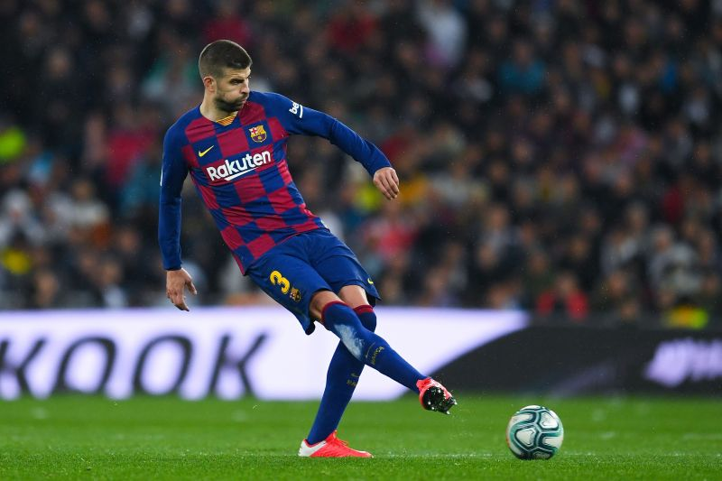 Gerard Pique was the poster boy for the ball-playing defender during Guardiola