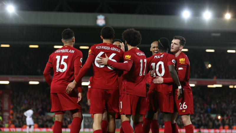 Liverpool players - cropped