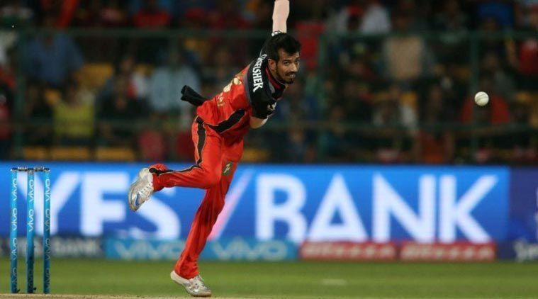 Yuzvendra Chahal could not avoid RCB