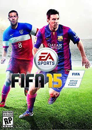 FIFA 15 (Image: Amazon.com)