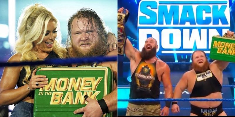 Otis is the new face of SmackDown