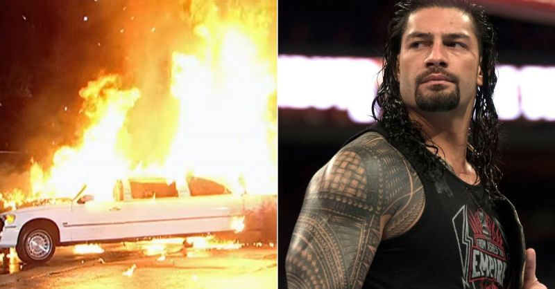 Controversial Vince McMahon storyline; Roman Reigns