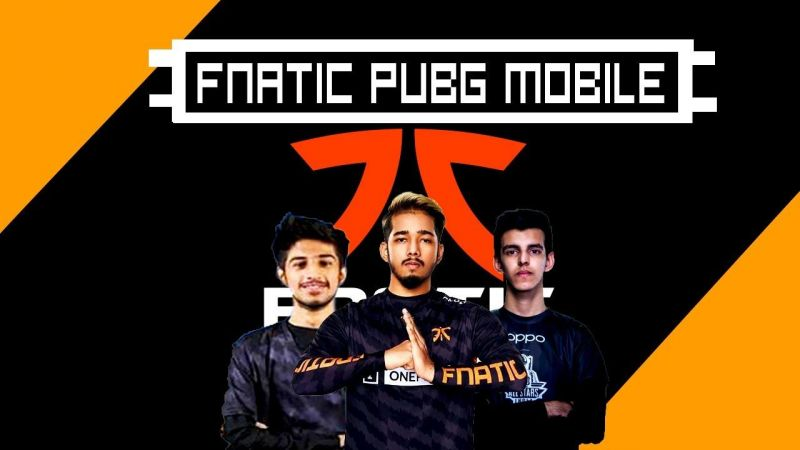 Fnatic PUBG Mobile India (Credits: Electro YTR)