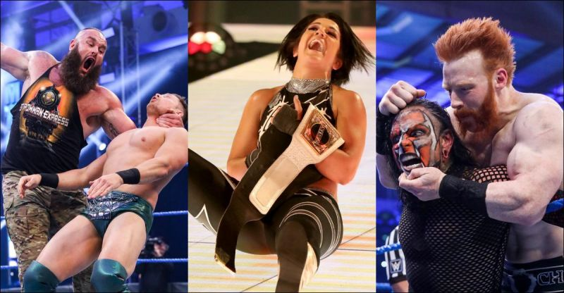 SmackDown had some great matches this week