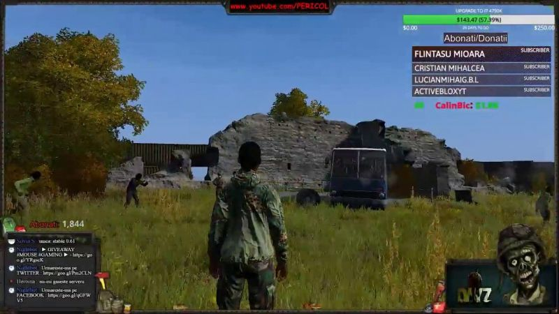 DayZ Battle Royale, precursor to PUBG (picture credits: PERICOL)
