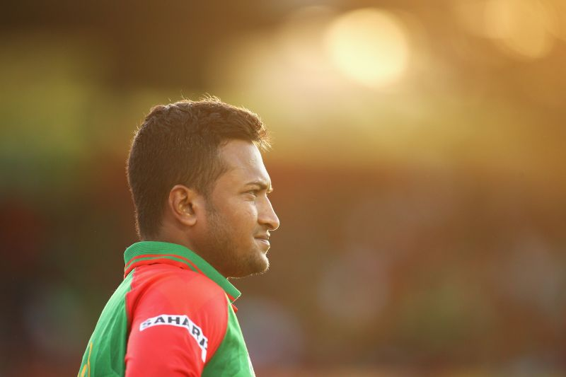 Shakib Al Hasan is considered as one of the top all-rounders in the world