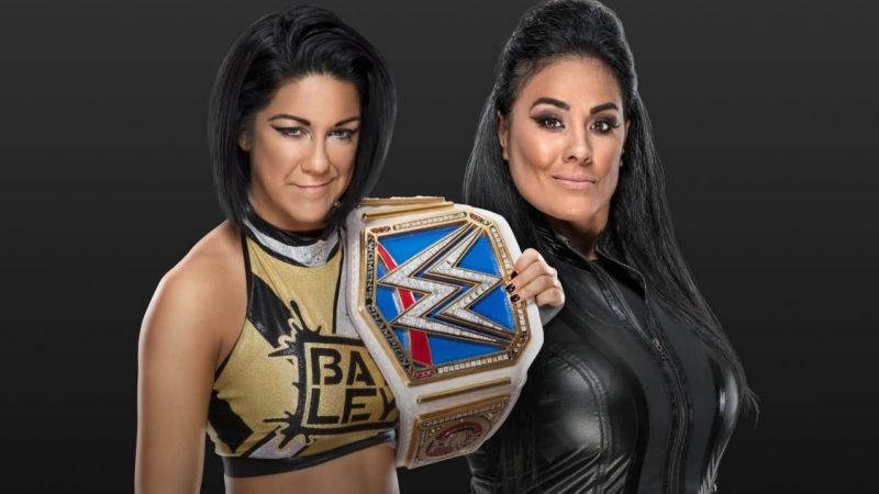 Bayley has been a dominant Champion