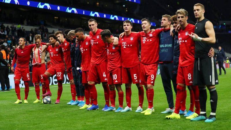 Bayern Munich are closing in on an eighth successive Bundesliga title!