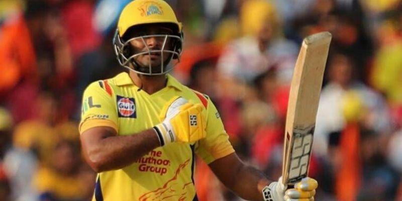 Ambati Rayudu in IPL