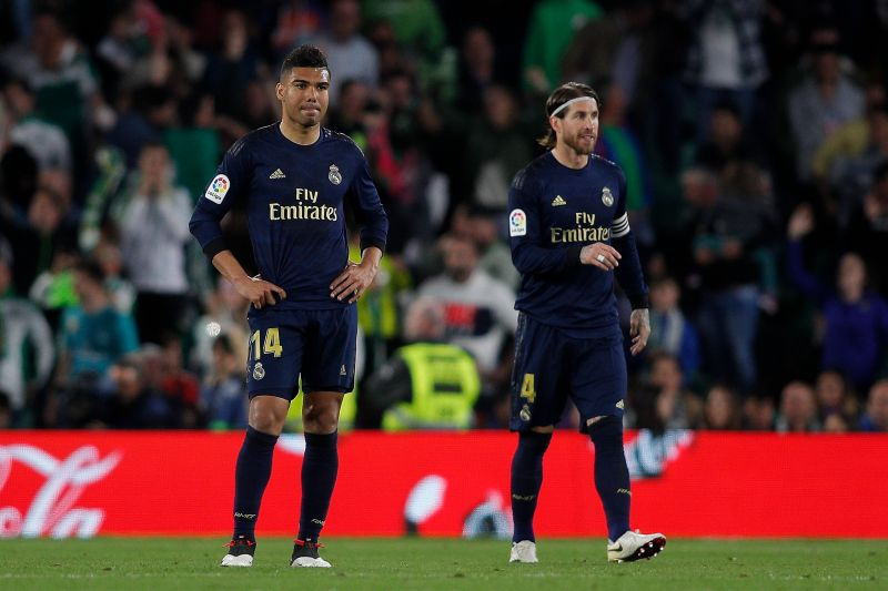 Real Betis exposed Real Madrid in March, who lacked ideas and were uninspired going forward
