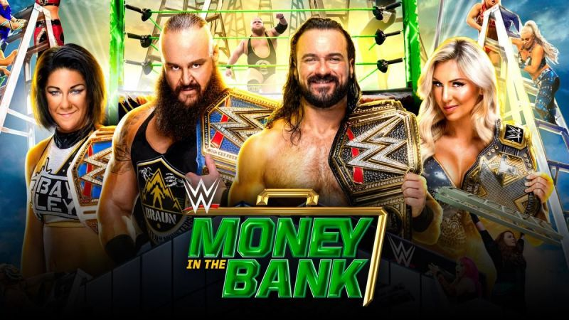 WWE Money in the Bank takes place this Sunday