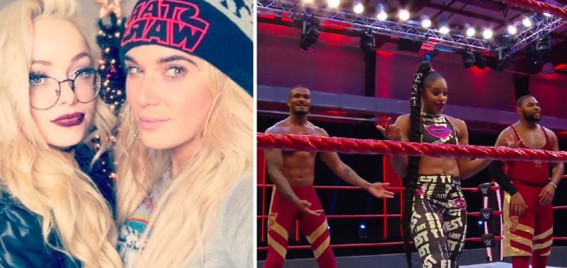 WWE has created some interesting couples over the past few months