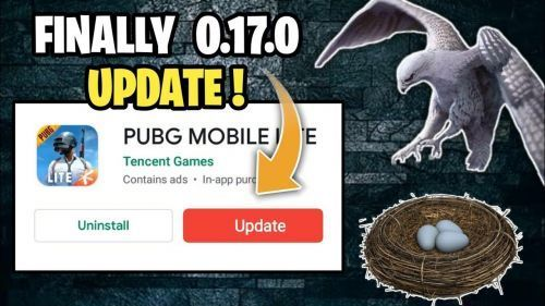 PUBG Mobile Lite 0.17.0 Update in iOS device (Credits: Guru Ghantal)