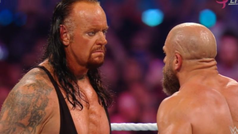 The Undertaker and Triple H