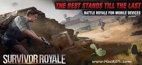 Survivor Royale. Image: Pinterest