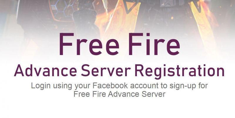 Garena Free Fire OB22 Advance Server Registration