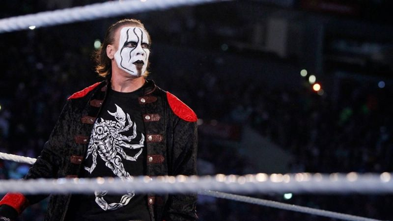 Could Sting show up at AEW