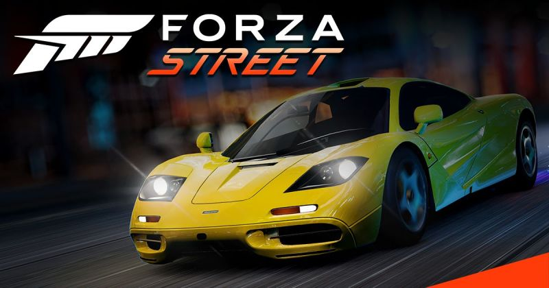 Forza Street for Android/iOS