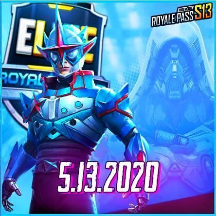 Season 13 Royale Pass Release Date in India
