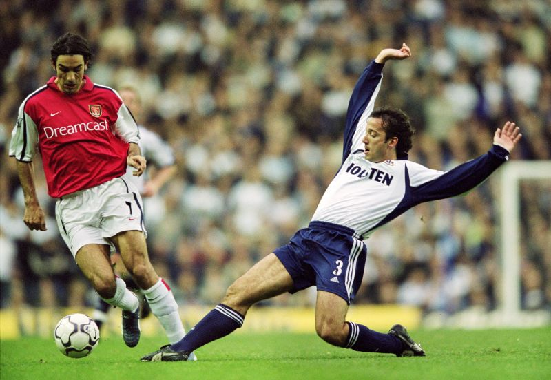 Robert Pires had a great campaign in Arsenal