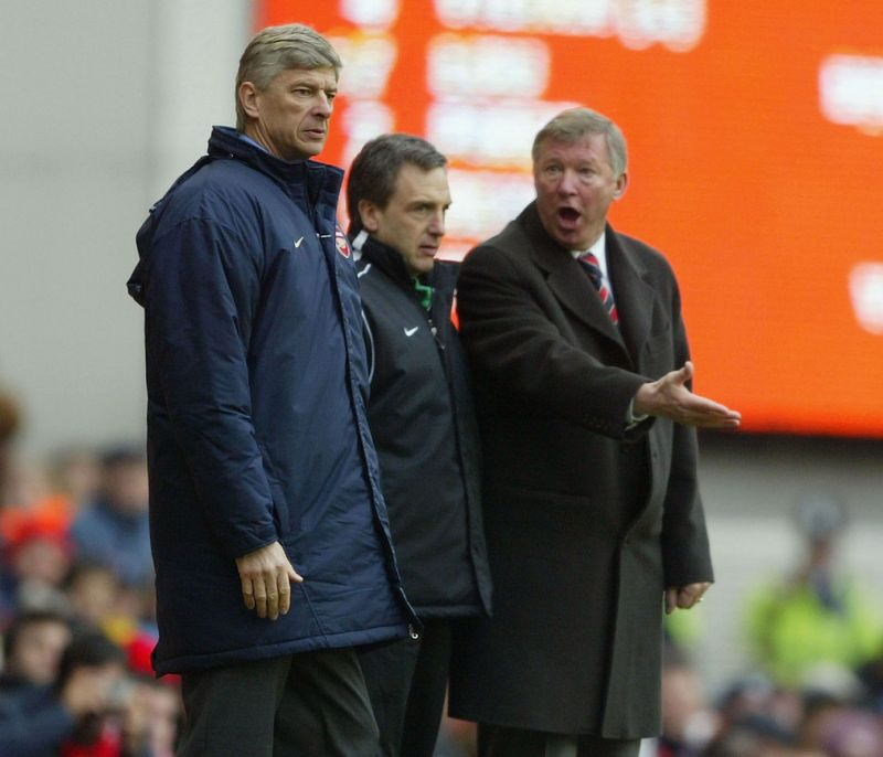 Sir Alex Ferguson and Arsene Wenger are two of the most pivotal figures in Premier League history
