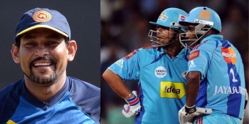 Tillakaratne Dilshan named Sachin Tendulkar and Sanath Jayasuriya as openers in his all-time ODI XI